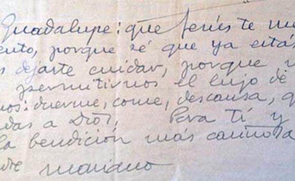 Opus Dei - Alcune lettere di san Josemaría a Guadalupe