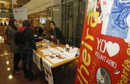 """A oferta de voluntariado e a """"loita estudantil"""" centran o interese dos alumnos coruñeses"""