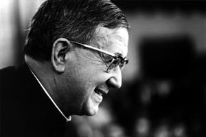 The use of Sacred Scripture in the writings of Saint Josemaria