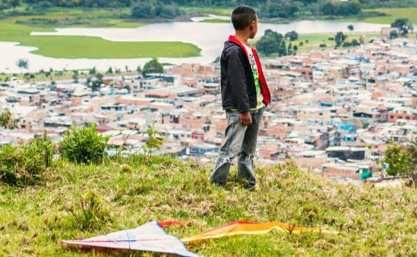 Padres e hijos en las periferias de Bogotá