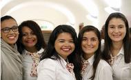 Além das palavras - Experiências de um grupo de brasileiras em Roma