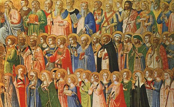 Opus Dei - Wat de heiligen kenmerkt, is dat zij gelukkig zijn!
