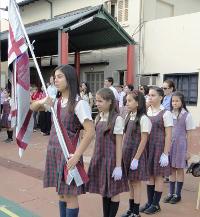 Alumnas de Las Almenas
