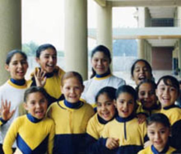Santiago de Chile: un colegio, una esperanza compartida