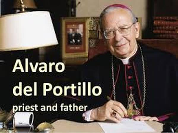 5월12일. 복자 알바로 델 포르티요의 기념일