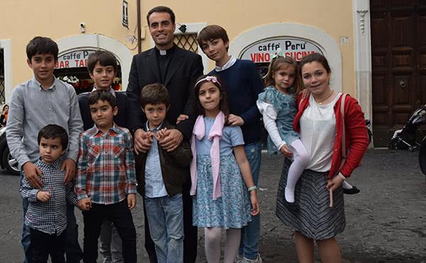 "Opus Dei - ""Ser sacerdot avui és un gran repte"""