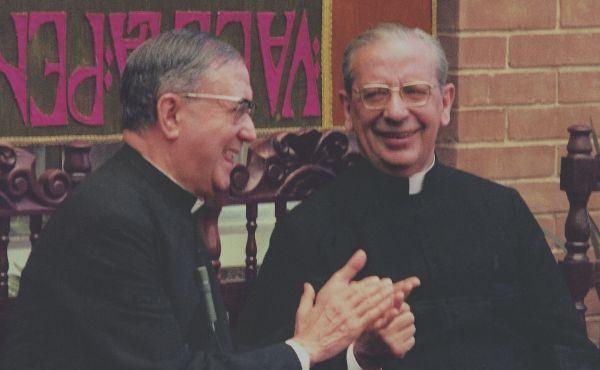 Audio di vita cristiana: L'amicizia tra san Josemaría e il beato Álvaro