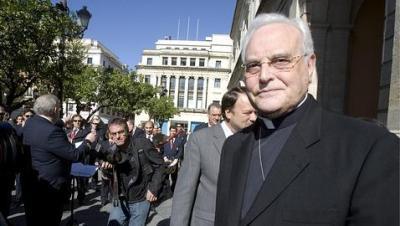 Monseigneur Carlos Amigo Vallejo. Cardinal emérite de Séville. Photo : ABC Seville