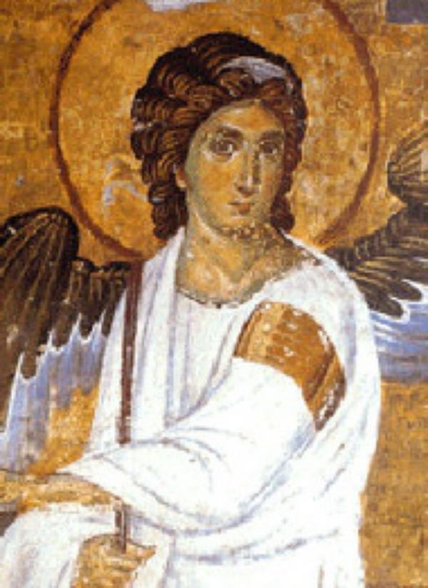 """El Papa: """"Los ángeles nos protegen"""""""