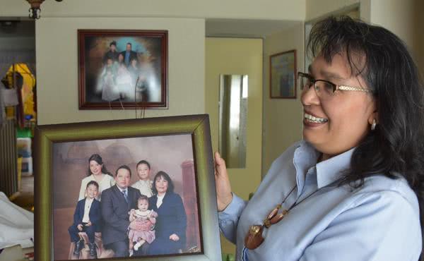 Una familia, cuatro fotografías y muchos otros milagros