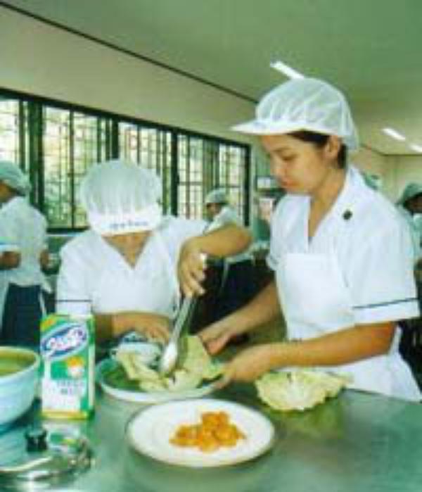 Anihan, une école pour spécialistes en boulangerie