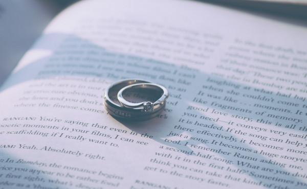 Encontré el anillo