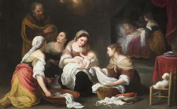 Vida de Maria (VII): Naixement de Jesús a Betlem