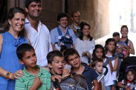 Il prelato a Barcellona (13 - 17 luglio)