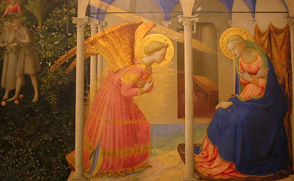 Opus Dei - Vida de Maria (V): L'anunciació de Nostra Senyora