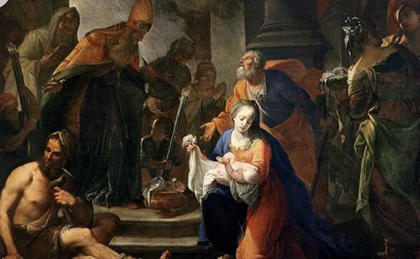 Vida de Maria (VIII): Presentació de Jesús al Temple