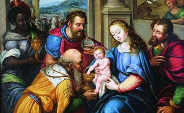 Vida de Maria (IX): Adoració dels mags