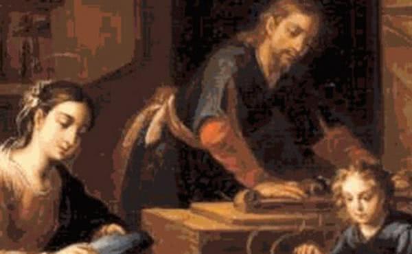 Opus Dei - Vida de Maria (XIII): Els anys de Natzaret