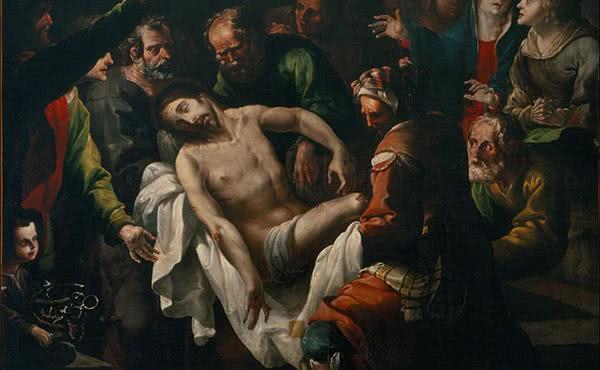 Opus Dei - Vida de Maria (XVI). Sepultura de Crist