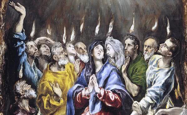 Opus Dei - Vida de Maria (XVIII). La vinguda de l'Esperit Sant