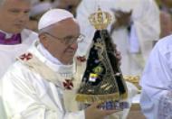Homilia do Papa Francisco em Aparecida