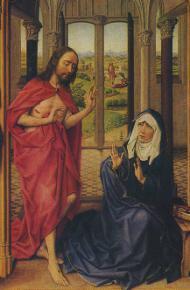 Život Panny Marie (XVII): Vzkříšení a Nanebevstoupení Pána