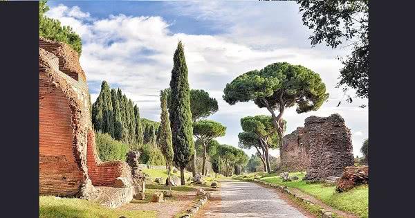 Opus Dei - Via Appia - Regina viarum