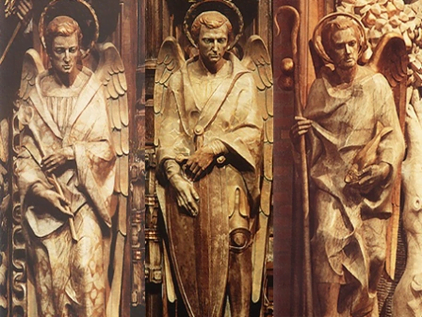 Sv. Josemaría a archanjeli