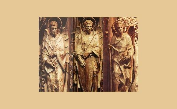 29 septembre : Fête des archanges Michel, Gabriel et Raphaël