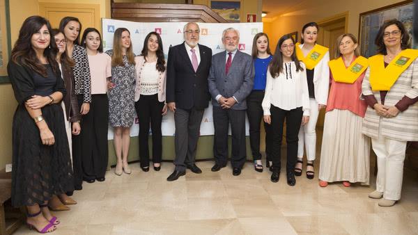 Opus Dei - Broche de ouro ao curso no Arosa cunha conferencia do presidente da RAE