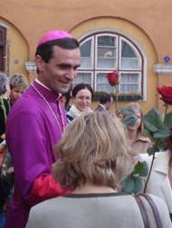 Estija: vyskupo įšventinimas Taline