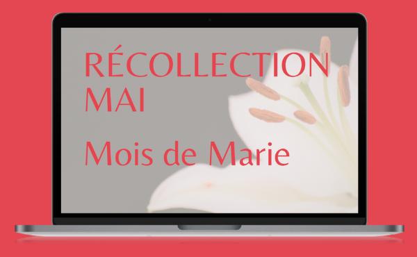 Opus Dei - Récollection Mai (2021)