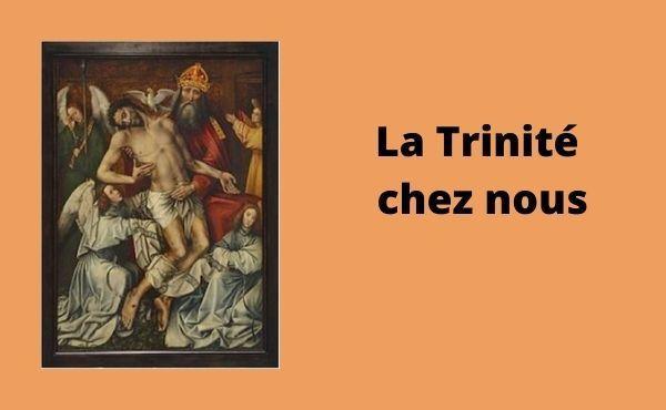 Opus Dei - La Trinité chez nous