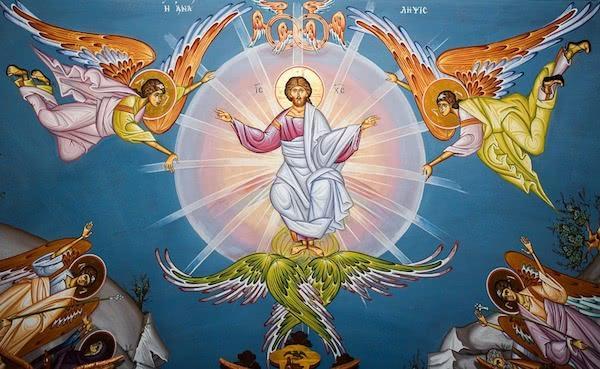 Homélie en MP3 : L'Ascension du Seigneur au Ciel