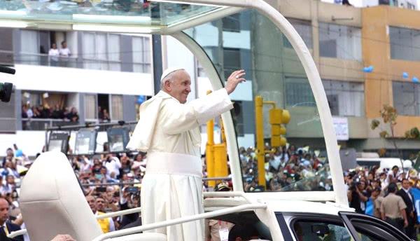 Opus Dei - Papa Francisco se reunirá hoy con comunidades nativas en Madre de Dios