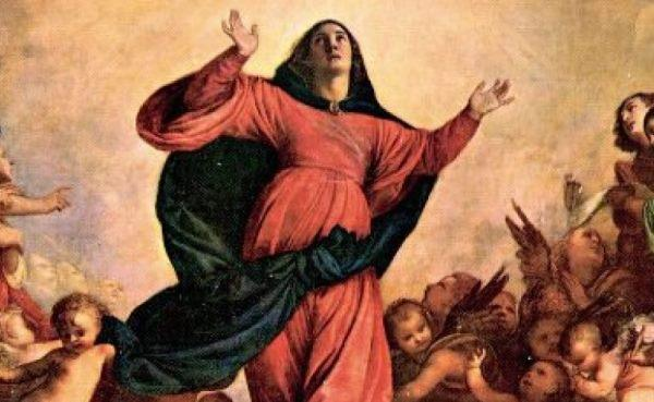 Opus Dei - Assumption of Mary into Heaven