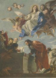 Život Panny Marie (XIX): Usnutí a Nanebevzetí Panny Marie