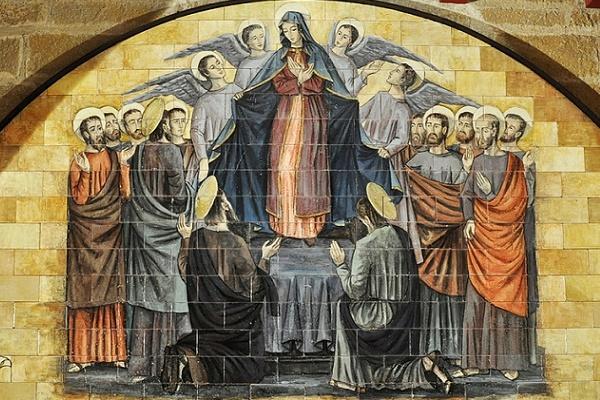 """Opus Dei - """"Pačiam patirti motinišką Marijos meilę"""""""