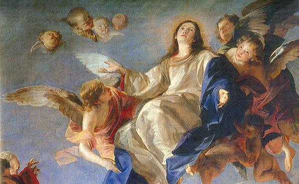 Opus Dei - Vida de Maria (XIX): Dormição e Assunção