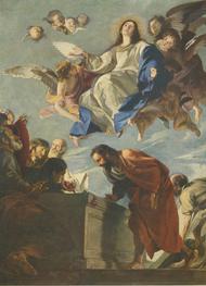 Dormition and Assumption: Magisterium, Saints, Poets