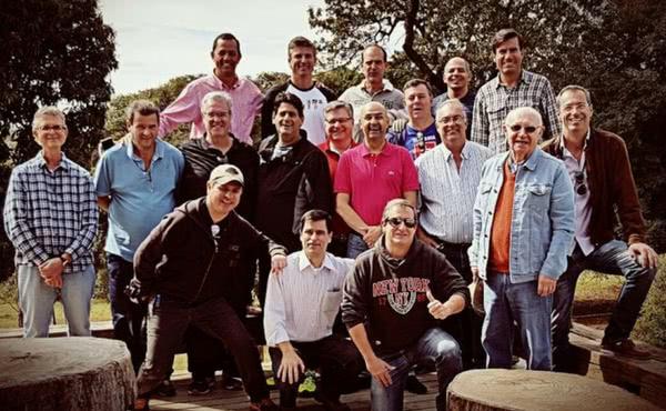 Opus Dei - Antigos sócios do Clube Atlas mantêm amizade 40 anos depois