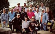 Antigos sócios do Clube Atlas mantêm amizade 40 anos depois