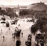 Paseo de Atocha (Madrid), años 30
