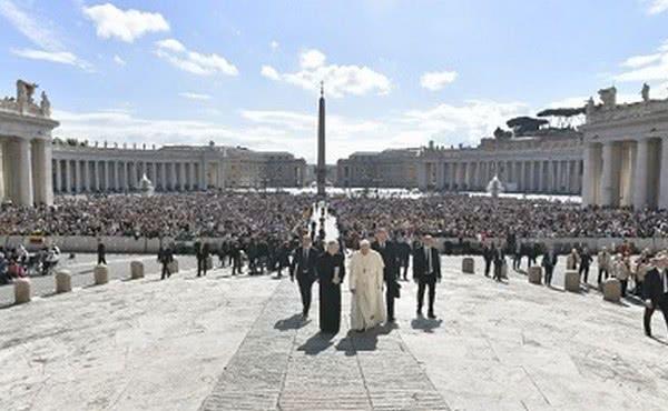 Opus Dei - Papež k situaci ve Svaté zemi a na Blízkém východě