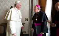 Télégramme du Pape François à l'occasion du décès du prélat de l'Opus Dei
