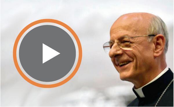 Audio del prelado sobre la oración