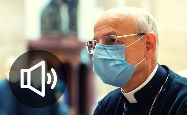 """Mons. Fernando Ocáriz garso įrašas: """"Advento laiku paruošti naujų Kalėdų dovaną"""""""