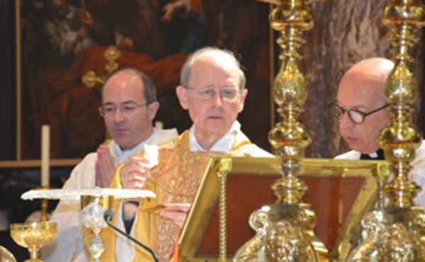 Opus Dei - Missen ter ere van de heilige Josemaría in Antwerpen en in Brussel