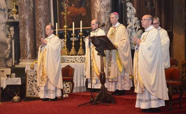 Opus Dei - Viering van het feest van de heilige Josemaría in Antwerpen