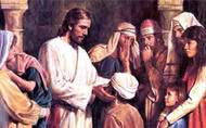 Christ Reveals the Father's Mercy